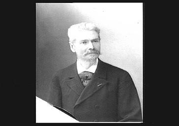 M. de Bériot, professeur de piano au Conservatoire