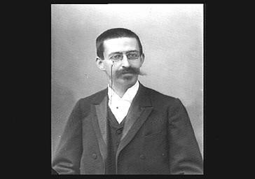 M. Kaiser, professeur de solfège au Conservatoire