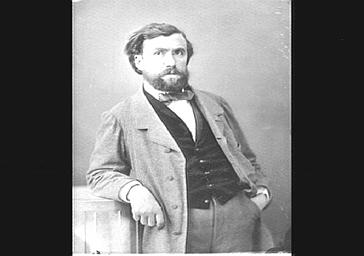 Eugène Lavieille, paysagiste