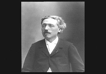 Louis Diemer, professeur de piano au Conservatoire