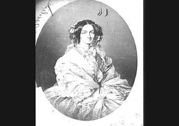 Peinture: la Duchesse d'Orléans