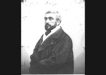 Philippe Rousseau, peintre français d'animaux et de natures mortes.