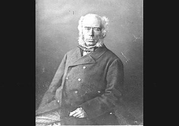 M. Wilworth, inventeur du canon rayé