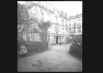 La maison de Chevreul