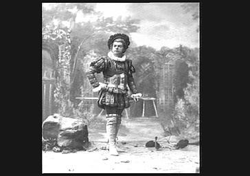 M. Morlet, dans 'La Mascotte'