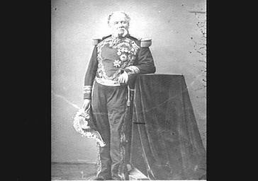 Général Woll, armée mexicaine