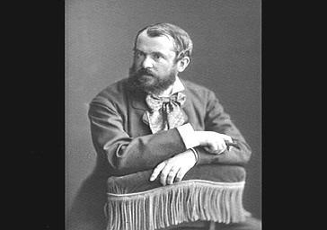 Gustave Droz, journaliste à 'La Revue des Deux Mondes'