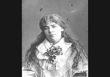 Mlle Engally, mezzo soprano
