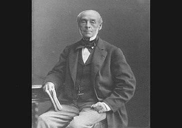 Ernest Legouvé, poète, romancier, auteur dramatique, essayiste, membre de l'Académie Française