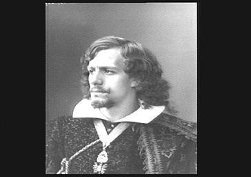 Albert Lambert, dans 'Ruy Blas'