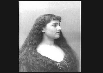 Mlle Baudot, Premier Prix de Beauté