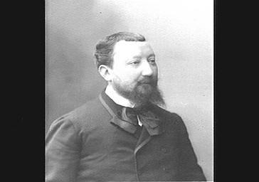 M. Paravey, directeur de l'Opéra comique