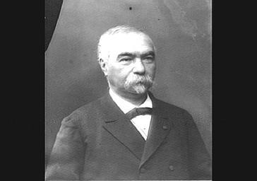 Colonel Laussedat, directeur du Conservatoire des Arts et métiers