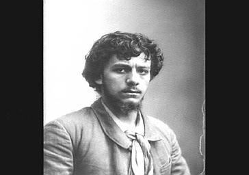 Albert Lambert, dans 'L'Arlésienne'