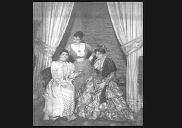 Mmes Pasca, Desclauzas et Darlaud