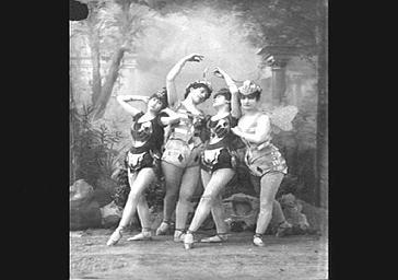 Danseuses du Châtelet