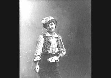 Biana Duhamel, dans 'Le Petit Poucet'