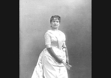 Blanche Baretta, actrice