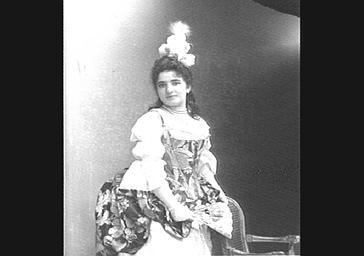 Marguerite Baretti, actrice
