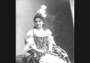 Marguerite Baretti, dans 'Le Misanthrope'