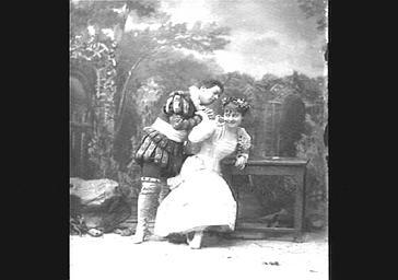 Mme Grisier-Montbazon et M. Morlet