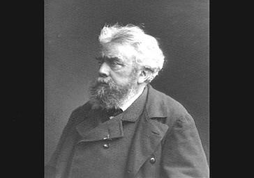 M. François Bonvin, peintre