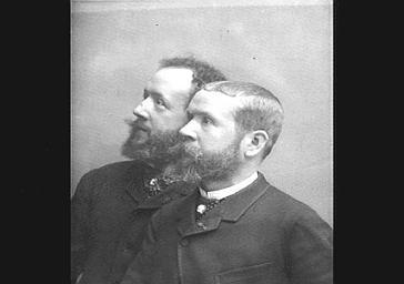 Albert et Gaston Tissandier
