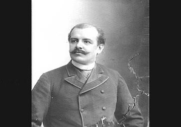 Jean de Reszke, tenor, frère de Joséphine et Edouard de Reszke