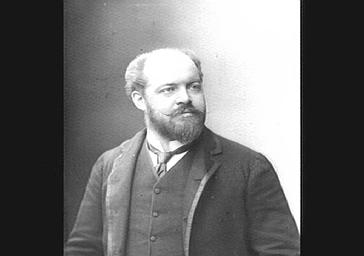 Edouard de Reszke, frère de Joséphine et Jean de Reszke, basse