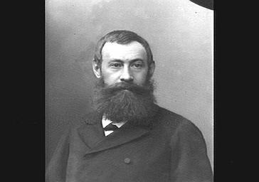 M. Wilson, député, gendre de Jules Grévy