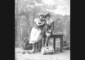 Mlles Pommerais et Pauline