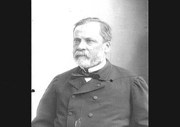Louis Pasteur, professeur, biologiste et chimiste, membre de l'Académie Française