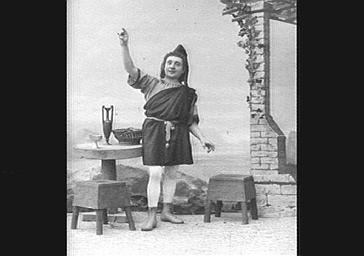 Gabriel Soulacroix, baryton, dans 'Plutus'