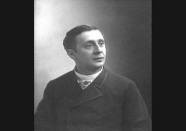 Gabriel Soulacroix, baryton,