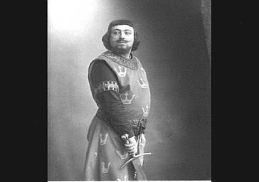 Maximilien Bouvet dans 'Richard Cœur de Lion'