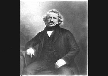 Jacques Daguerre, inventeur de la photographie