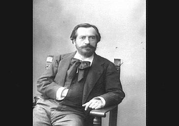Frédéric Auguste Bartholdi, sculpteur