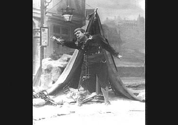 Lucien Fugère, baryton, dans 'La Cigalle madrilène'