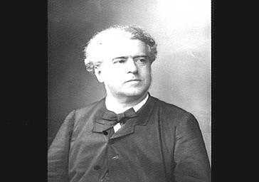 M. Floquet, président de la Chambre des députés