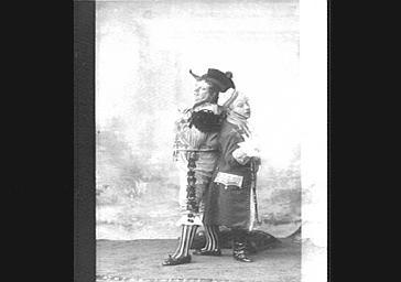 MM. Gobin et Guyon, dans 'Juanita'