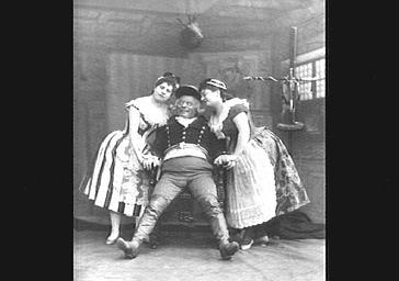 M. Dacheux et Mme Ducouret