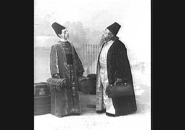 MM. Riga et Mesmacker , dans 'Patard, Patard et Cie'
