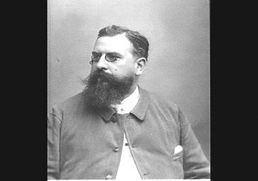Raoul Pugno, professeur d'harmonie au Conservatoire