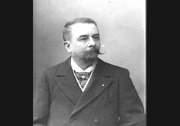 M. Lavignac, professeur d'harmonie au Conservatoire