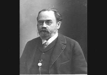 Émile Zola, écrivain
