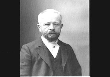 M. Barillot, membre du Jury de Peinture