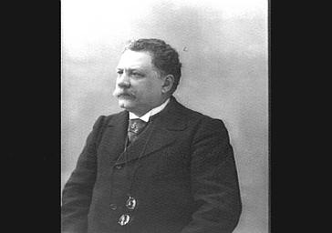Alphonse Humbert, deputé de Paris