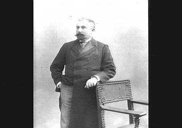 M. Le Hérissé, député d'Ille et Vilaine