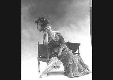 Marguerite Brésil, dans 'Petit Chagrin'