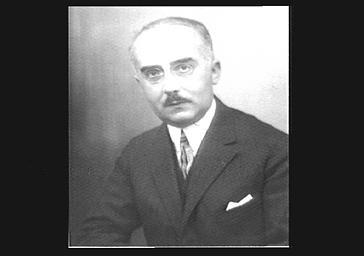 M. Belin, président de la chambre syndicale de la photographie ; Inventeur du bélinogramme